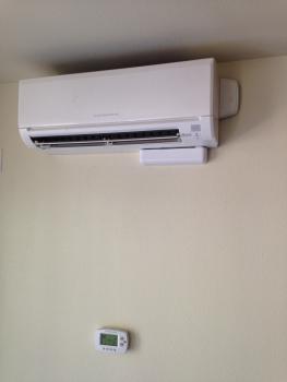 Mitsubishi Indoor fan coil